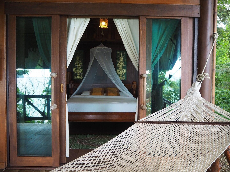 Luxurious Contemporary Deluxe Villa - Sea View สตูดิโอ บังกะโล 1 ห้องน้ำส่วนตัว ขนาด 40 ตร.ม. – อ่าวต้นไทร
