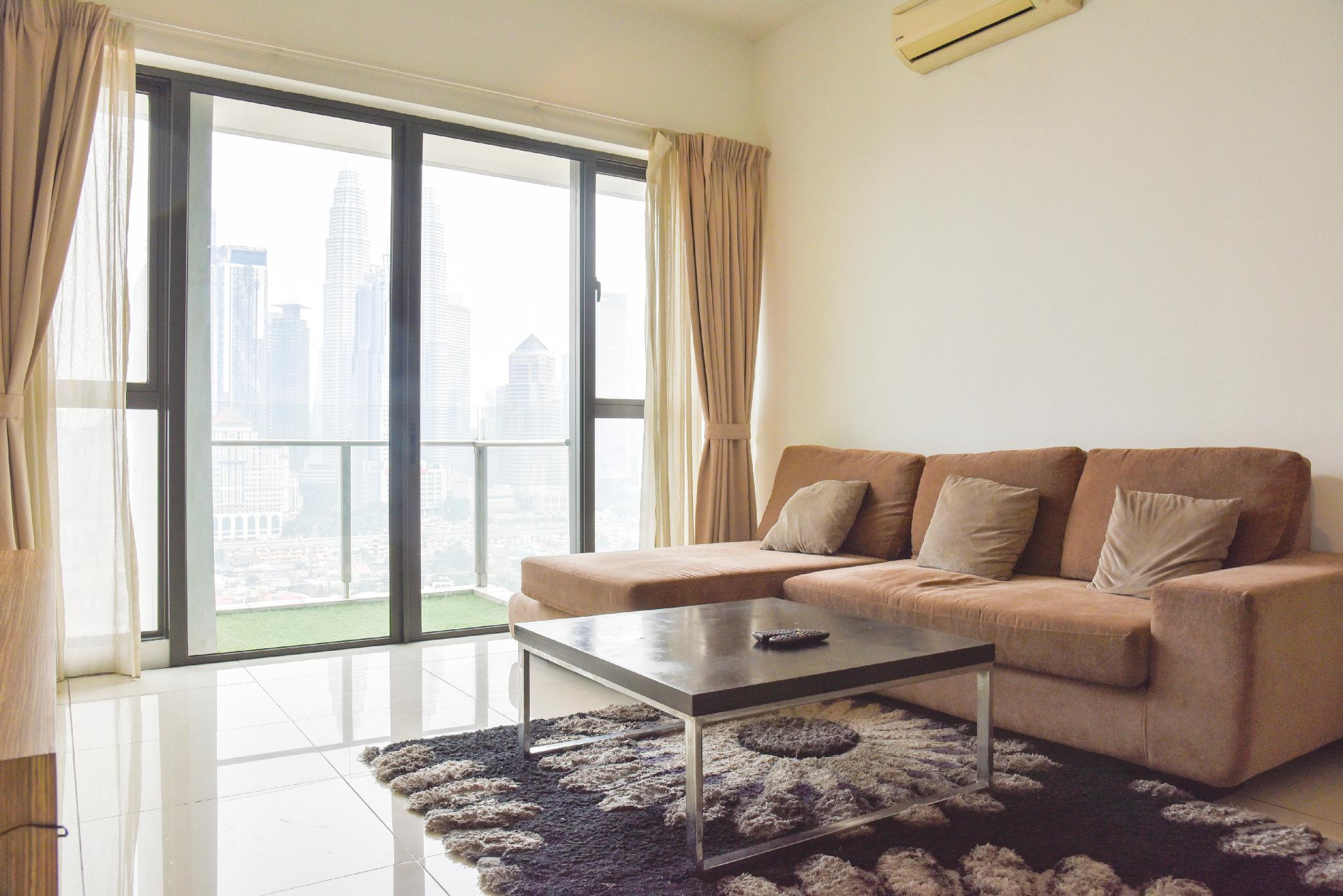 Resort View KLCC And KL Tower Family Suites B18