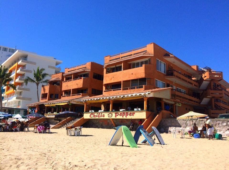 Bonitos Departamentos A Pie De Playa