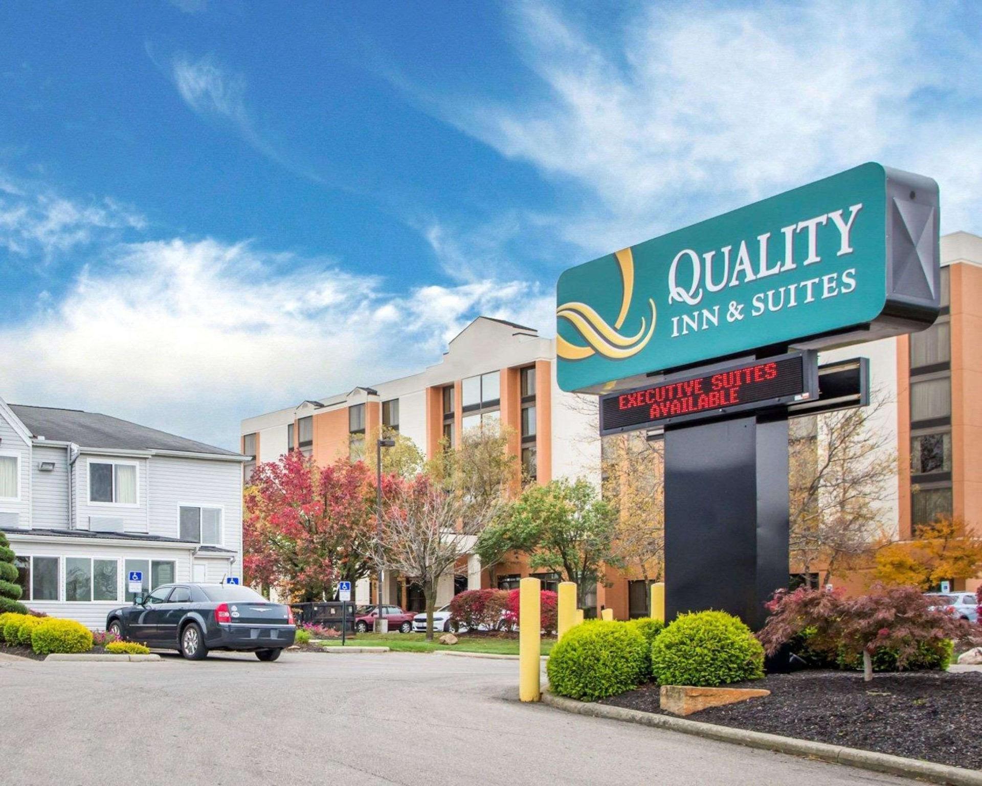Quality Inn And Suites North Polaris
