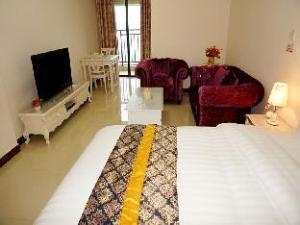 Pazhou Theme Apartment