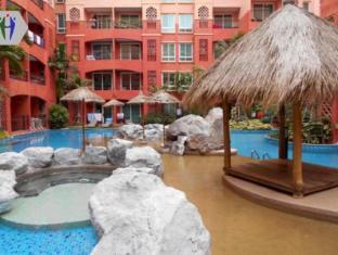 Seven sea condo resorts อพาร์ตเมนต์ 1 ห้องนอน 1 ห้องน้ำส่วนตัว ขนาด 36 ตร.ม. – หาดจอมเทียน