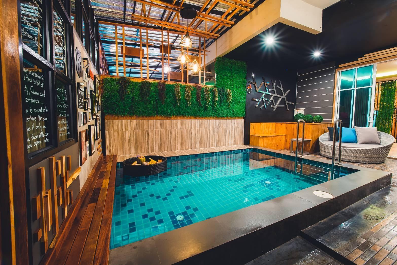 The Narada 2 bedrooms Private Pool villa krabi วิลลา 2 ห้องนอน 3 ห้องน้ำส่วนตัว ขนาด 200 ตร.ม. – กระบี่ น้อย