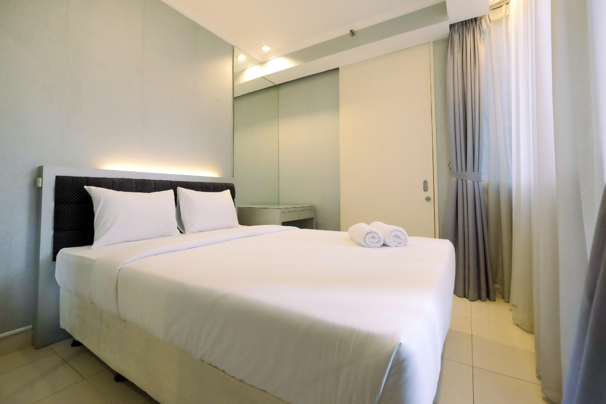 1BR Kuningan Place Apartment Near Mega Kuningan Bussines Center By Travelio