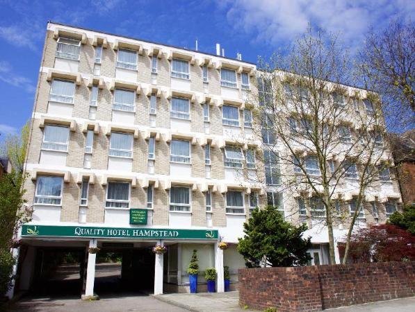 Quality Hotel Hampstead London