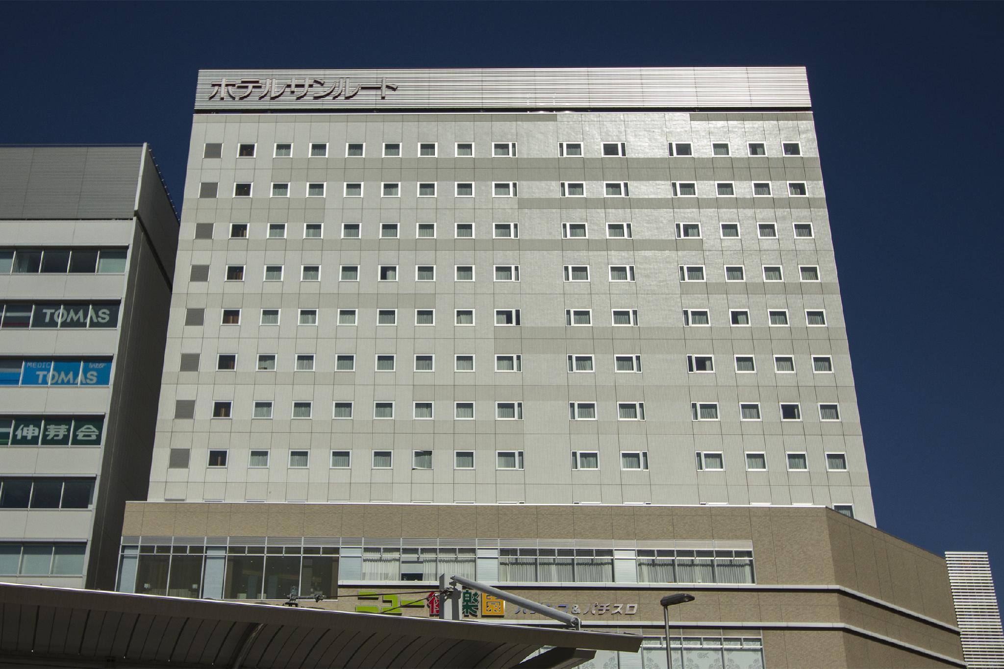 โรงแรมซันรูท ชิบะ