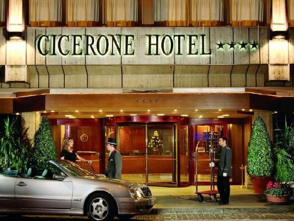 Hotel Cicerone Rome
