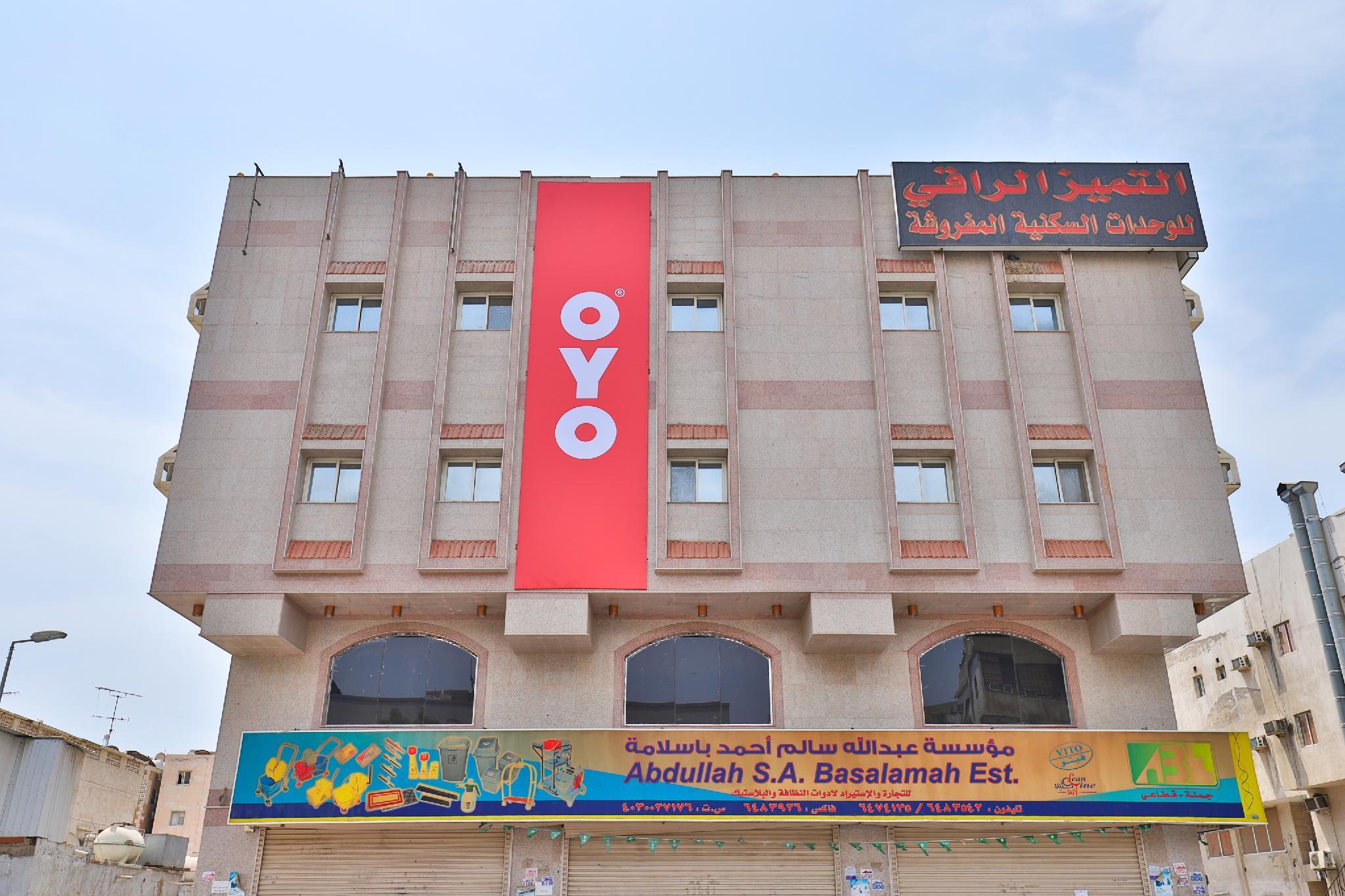 OYO 276 Al Tamayoz Al Raqi Furnished Units 4