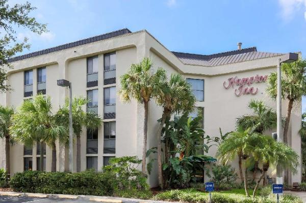 Hampton Inn Ft. Lauderdale-Cypress Creek Hotel Fort Lauderdale