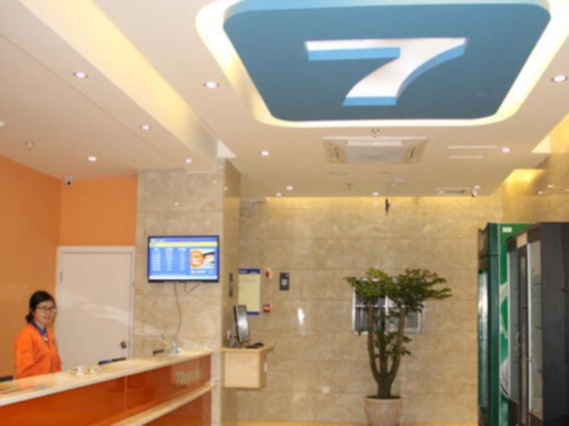 7 Days Inn Luzhou Long Ma Street Government Branch