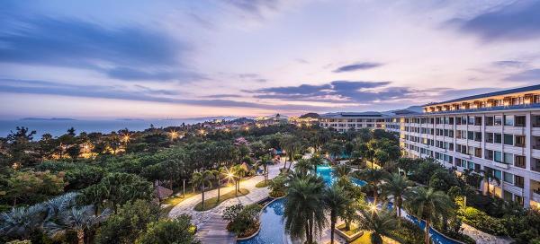 Seaview Resort Xiamen Xiamen