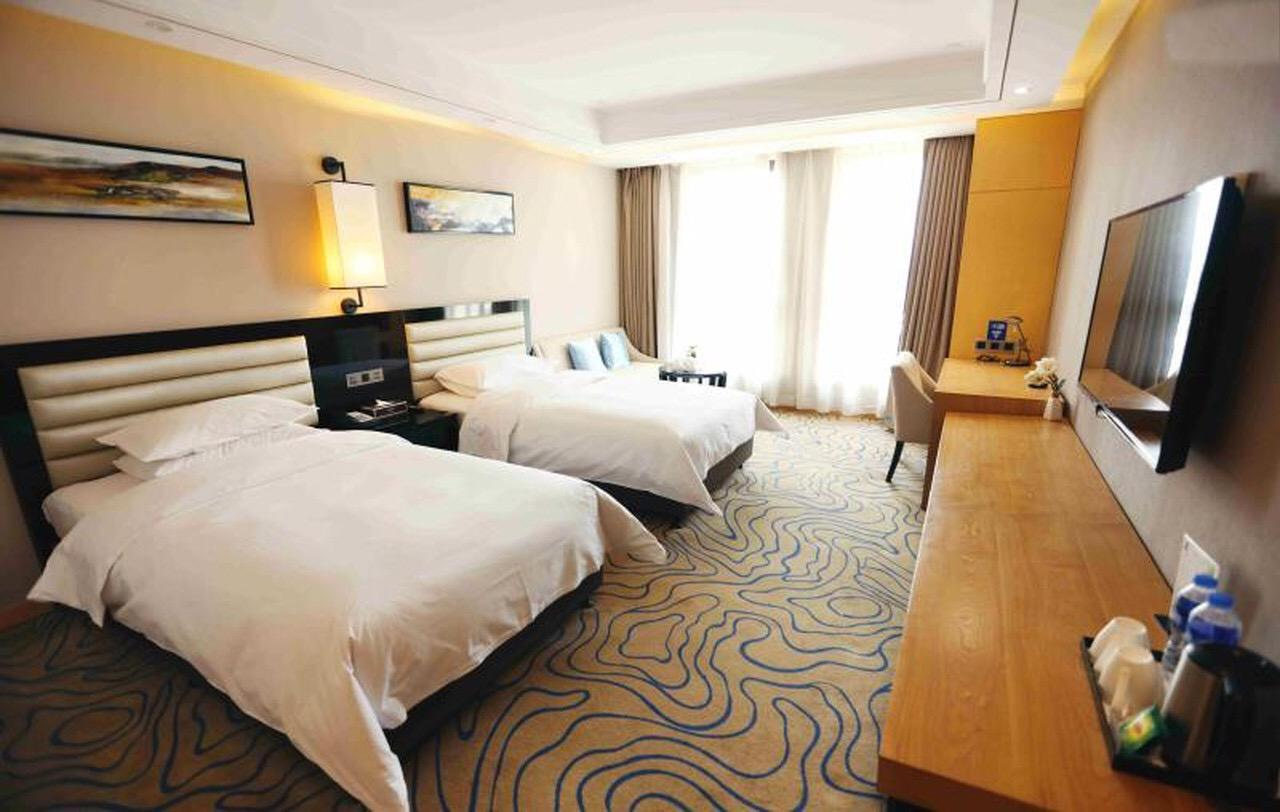 A Cozy And Convenient Twin Suite In Zhengzhou 708