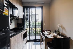 [チャトチャック]アパートメント(32m2)| 1ベッドルーム/1バスルーム Relaxing room for 2-4 persons, 2min to MRT
