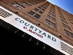 Courtyard By Marriott Blackstone/Ft.Worth Downtown Hotel