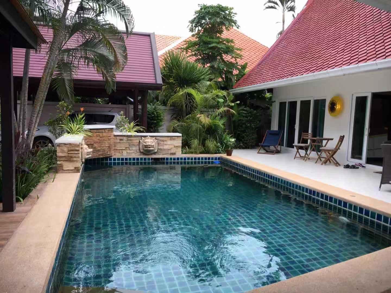 Pattaya Downtown Luxury Pool Villa