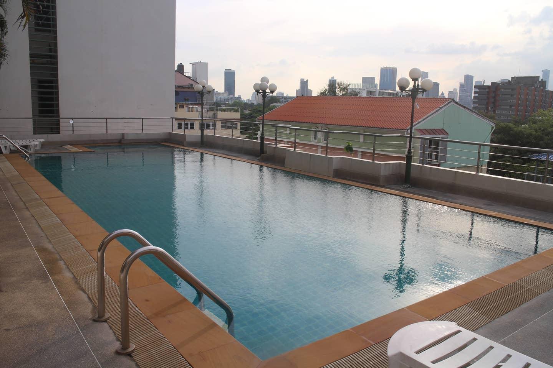 Best Tourist Location in Bangkok  54 Sqm.@@@ อพาร์ตเมนต์ 1 ห้องนอน 1 ห้องน้ำส่วนตัว ขนาด 54 ตร.ม. – สุขุมวิท