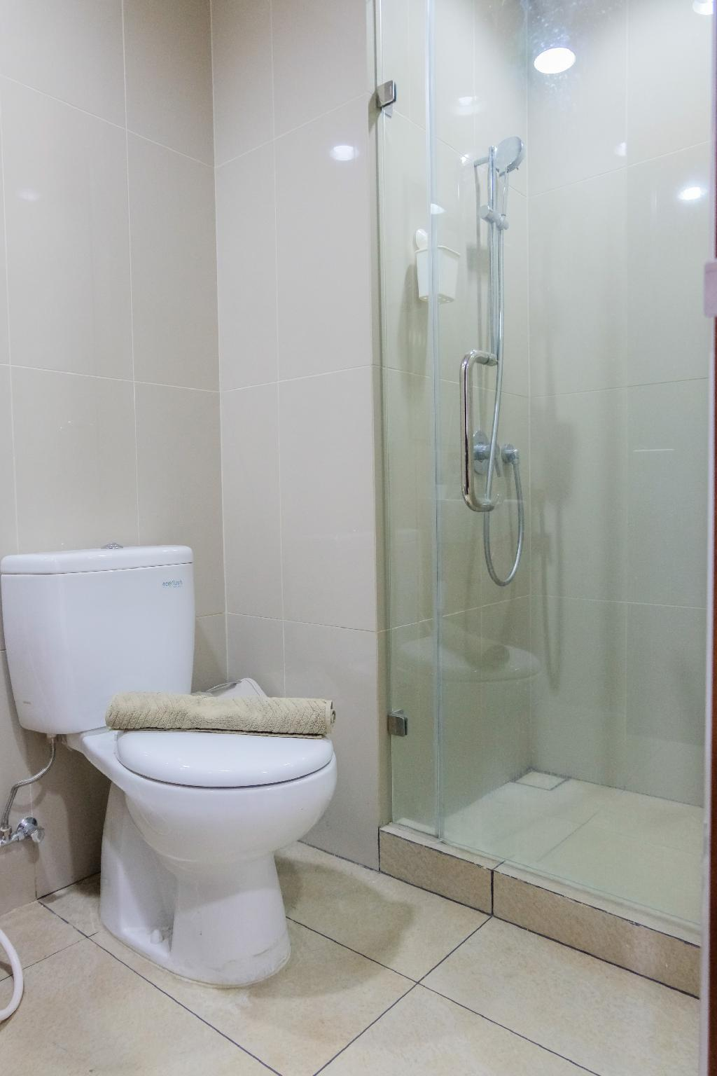 Homey 2BR Apt At M Town Signature By Travelio