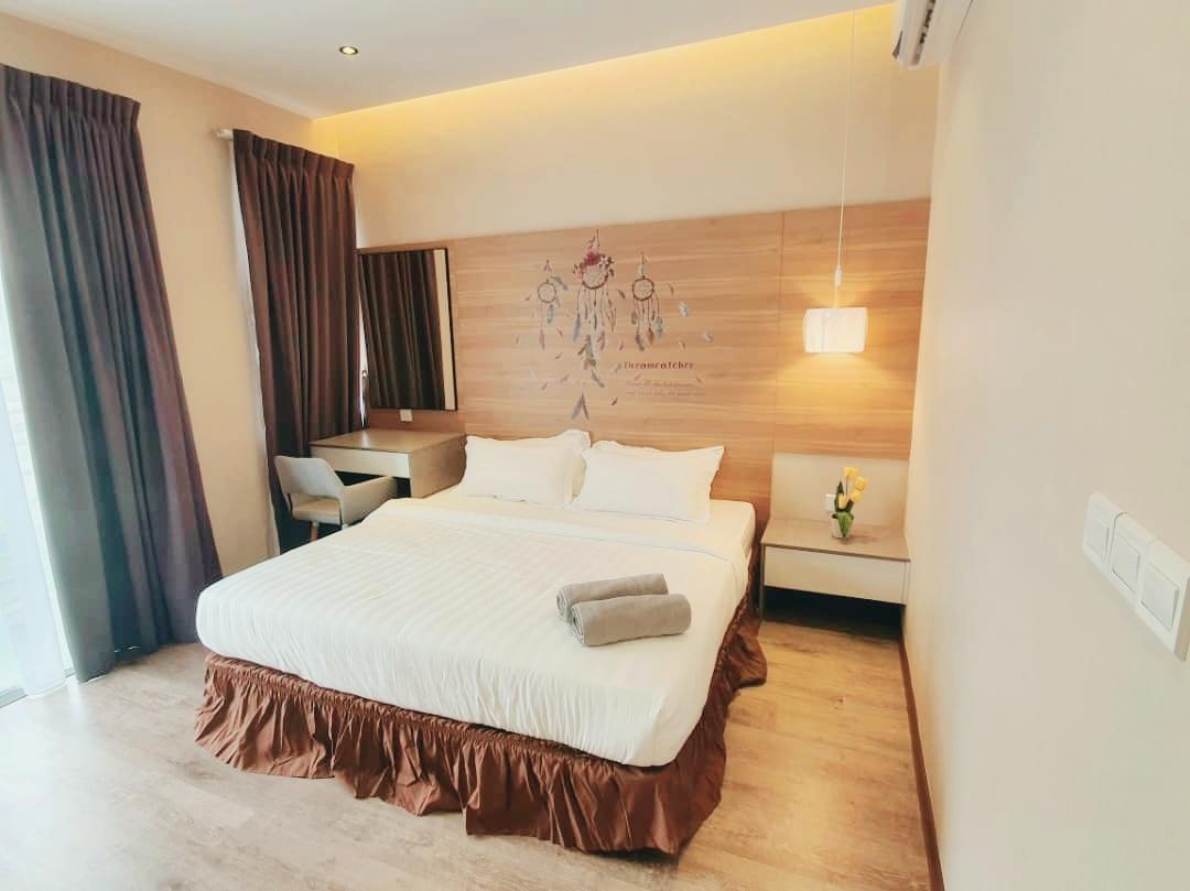 Aeropod KK Condominium K1 6 2A @ Golden Suite