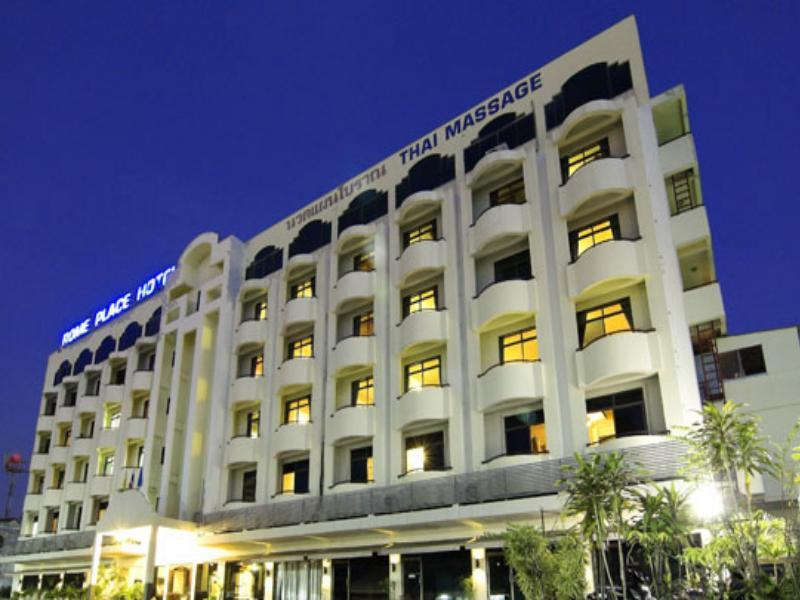 Rome Place Hotel โรงแรมโรมเพลส