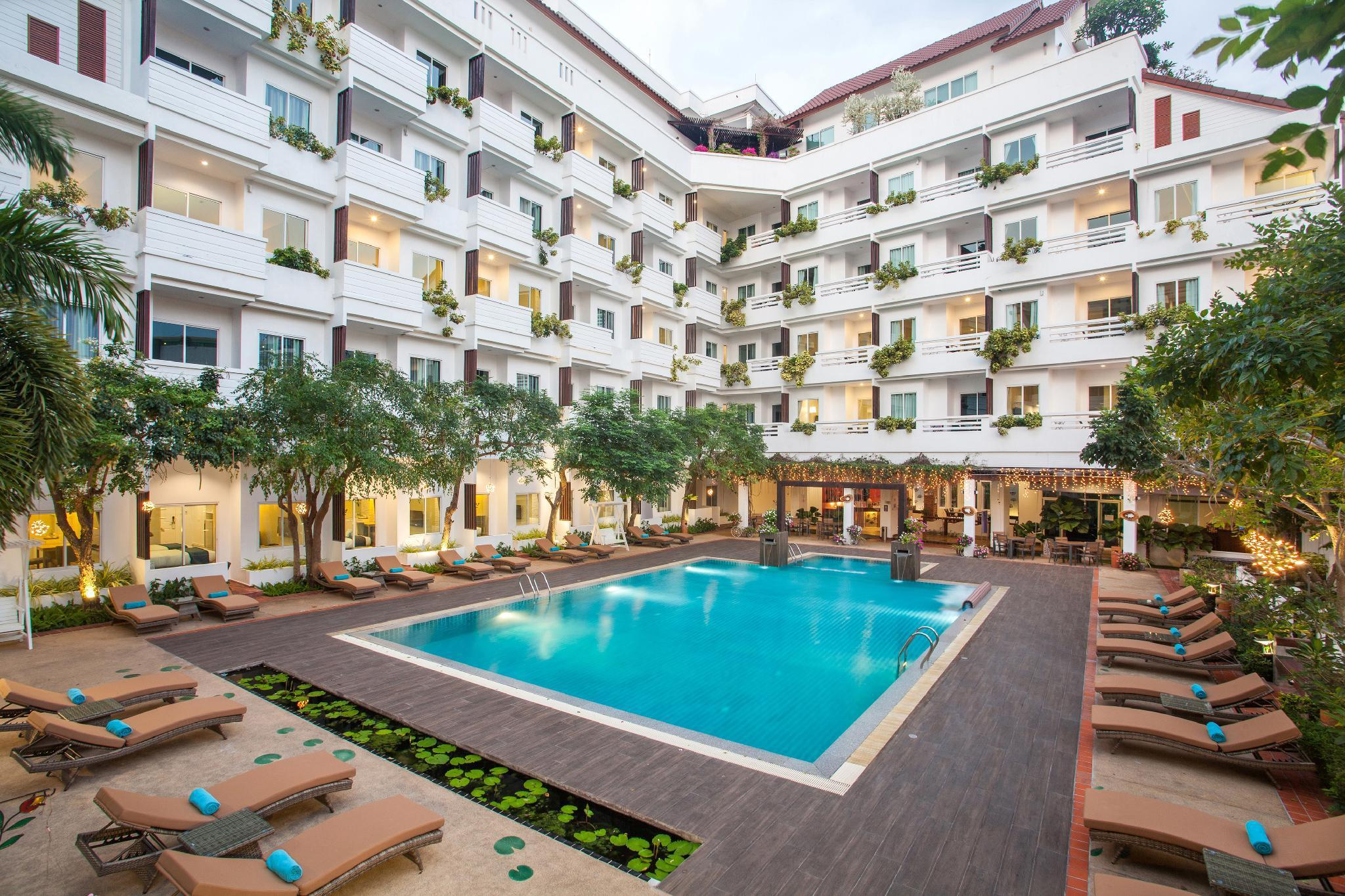 Hill Fresco Hotel โรงแรมฮิลล์ เฟรสโก้