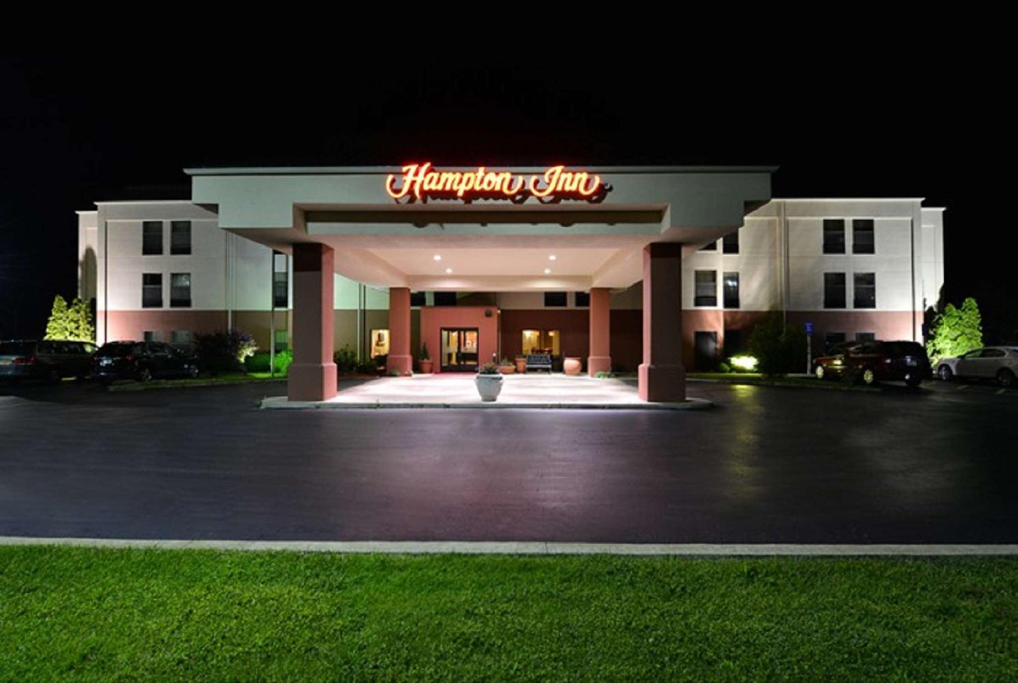 Hampton Inn Sturgis Lagrange