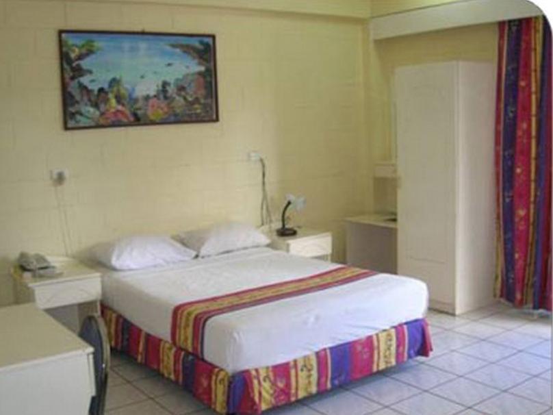 The Grand Melanesian Hotel