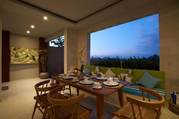 The Araya Villas Cemagi Beach Bali