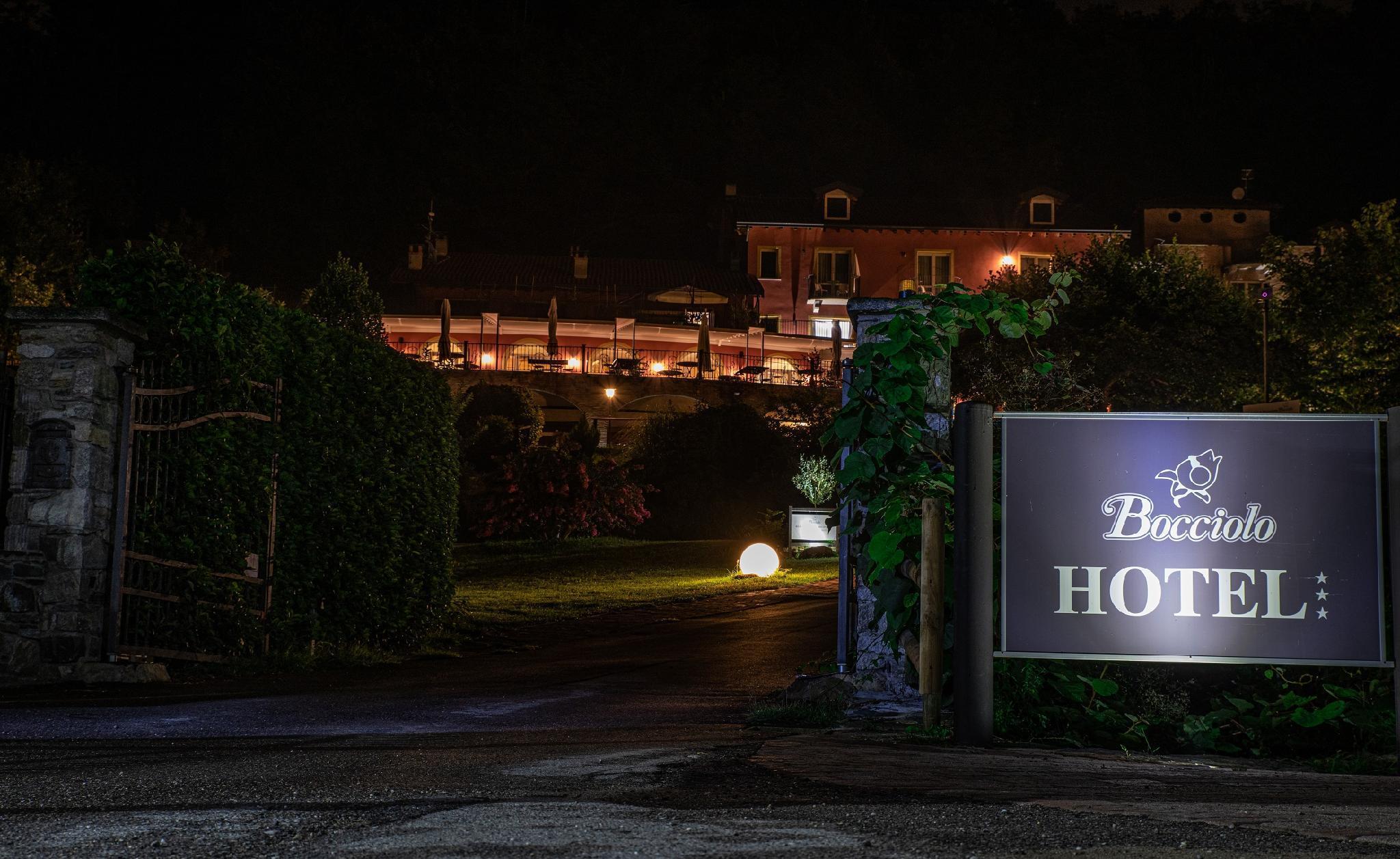 HOTEL Bocciolo
