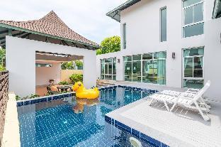 AnB pool villa Glass house close to Jomtien beach วิลลา 3 ห้องนอน 3 ห้องน้ำส่วนตัว ขนาด 153 ตร.ม. – นาจอมเทียน