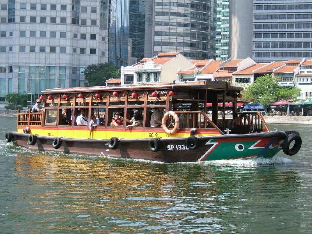 Singapore River Cruise - TICKETS ONLY