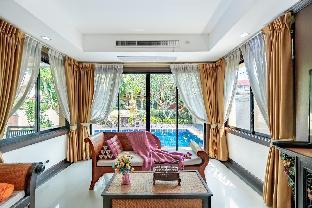 Luxury pool villa by pattaya center nice holiday วิลลา 4 ห้องนอน 4 ห้องน้ำส่วนตัว ขนาด 400 ตร.ม. – พัทยากลาง