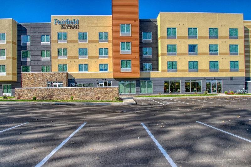 Fairfield Inn And Suites By Marriott Appleton