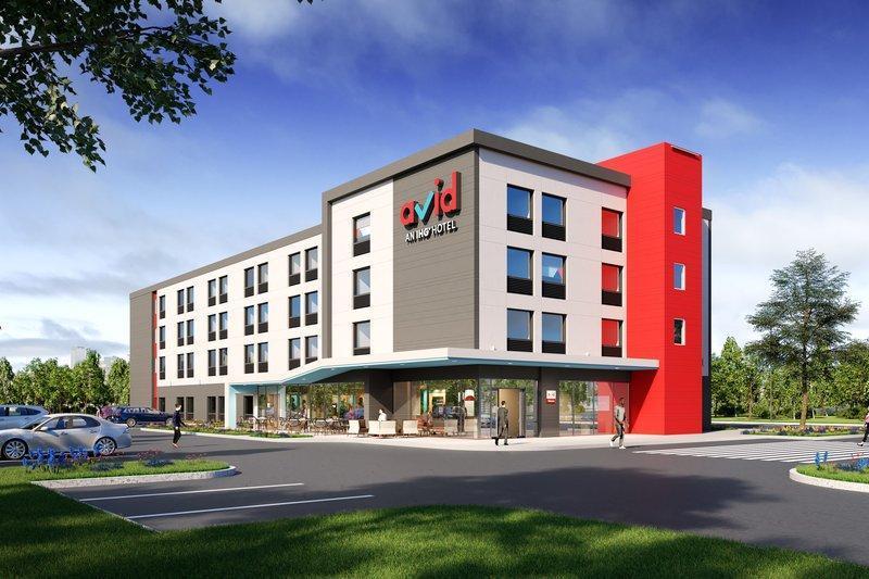 Avid Hotels Oklahoma City   Yukon
