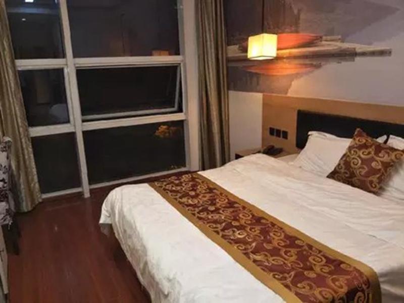 Thank Inn Plus Hotel Suzhou Kunshan Foxconn
