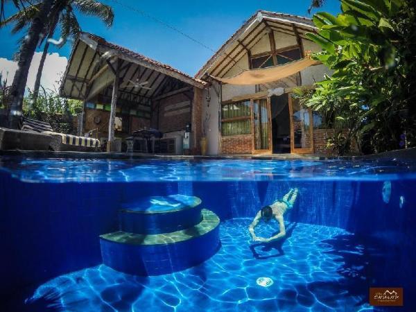 Villa Samalama - Gili Air Lombok