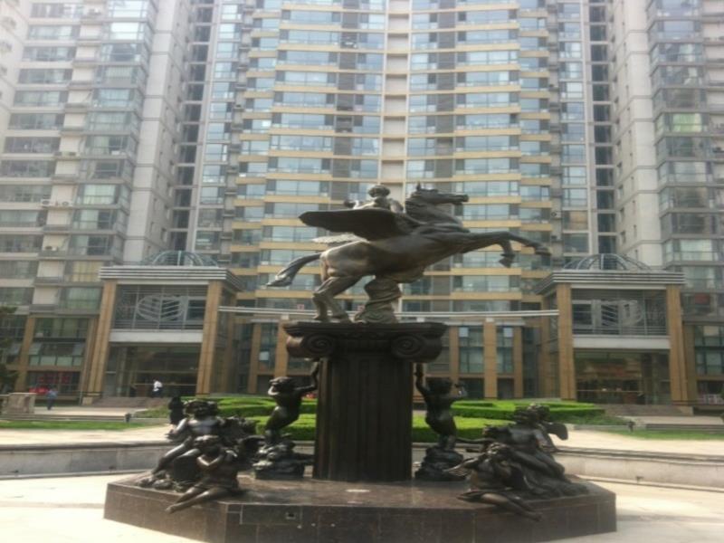 Beijing Bai Zhu Apartment He Sheng International Branch