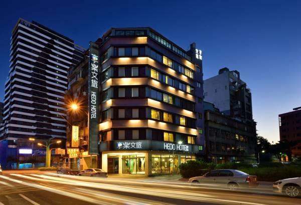 Ximen Hedo Hotel Kangding Taipei