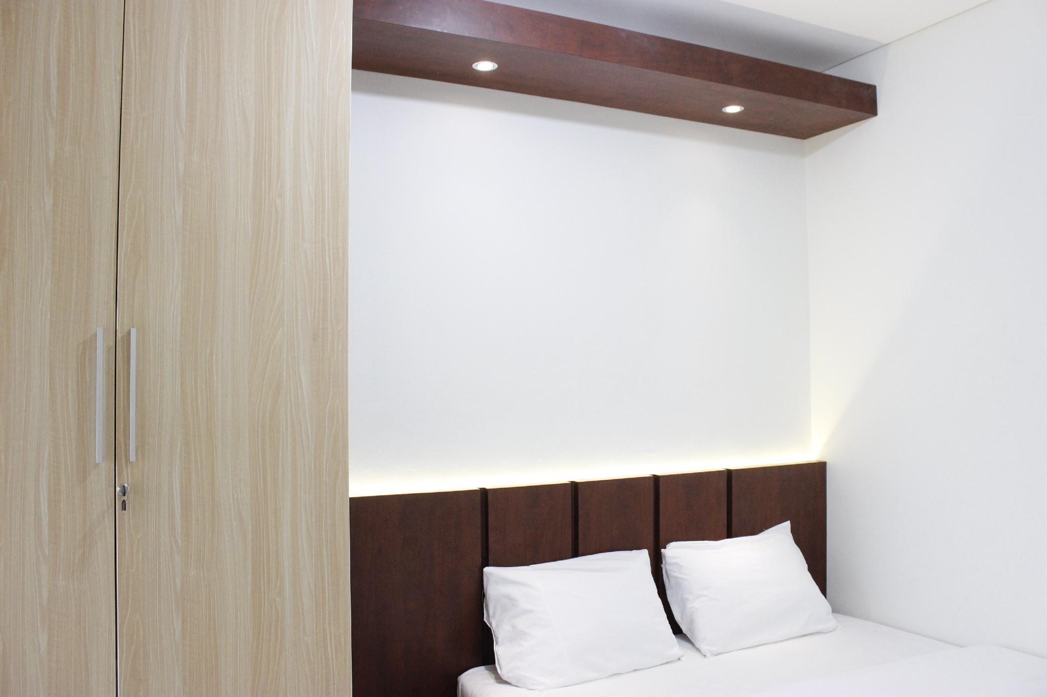Bright 2BR @ Parahyangan Residence By Travelio