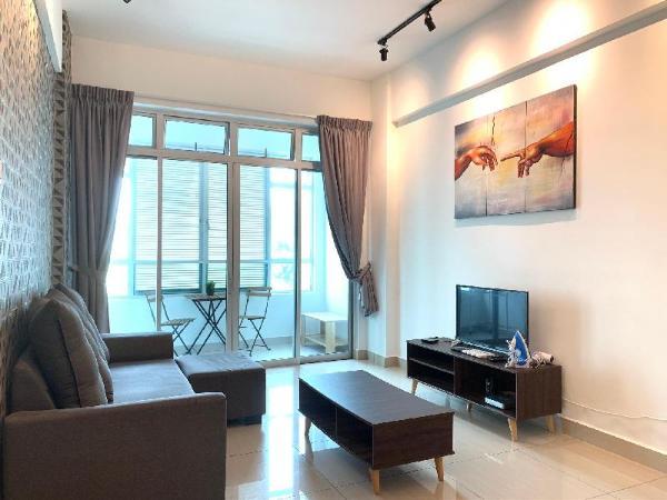 Midori Austin @ UHA 3BR 4-5pax Free WIFi Aeon Ikea Johor Bahru