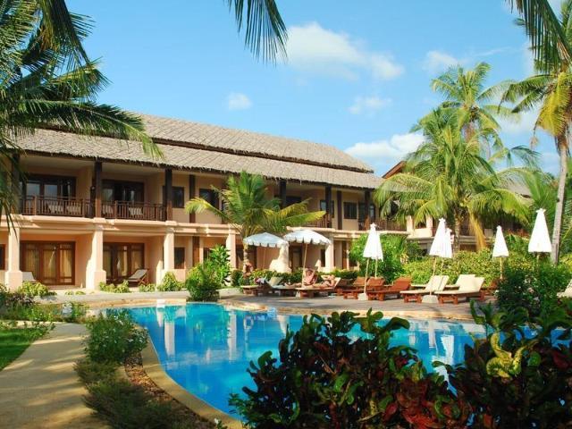 อันดามาเนีย บีช รีสอร์ท เขาหลัก – Andamania Beach Resort, Khaolak