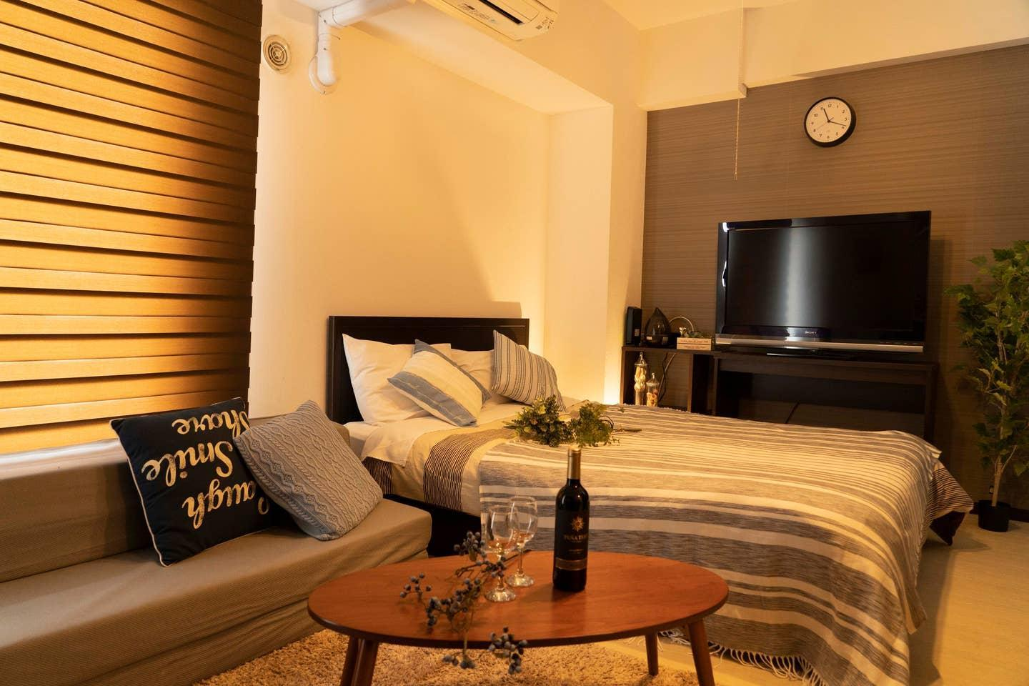BH405  Special Price  Stylish Apt In SAPPORO
