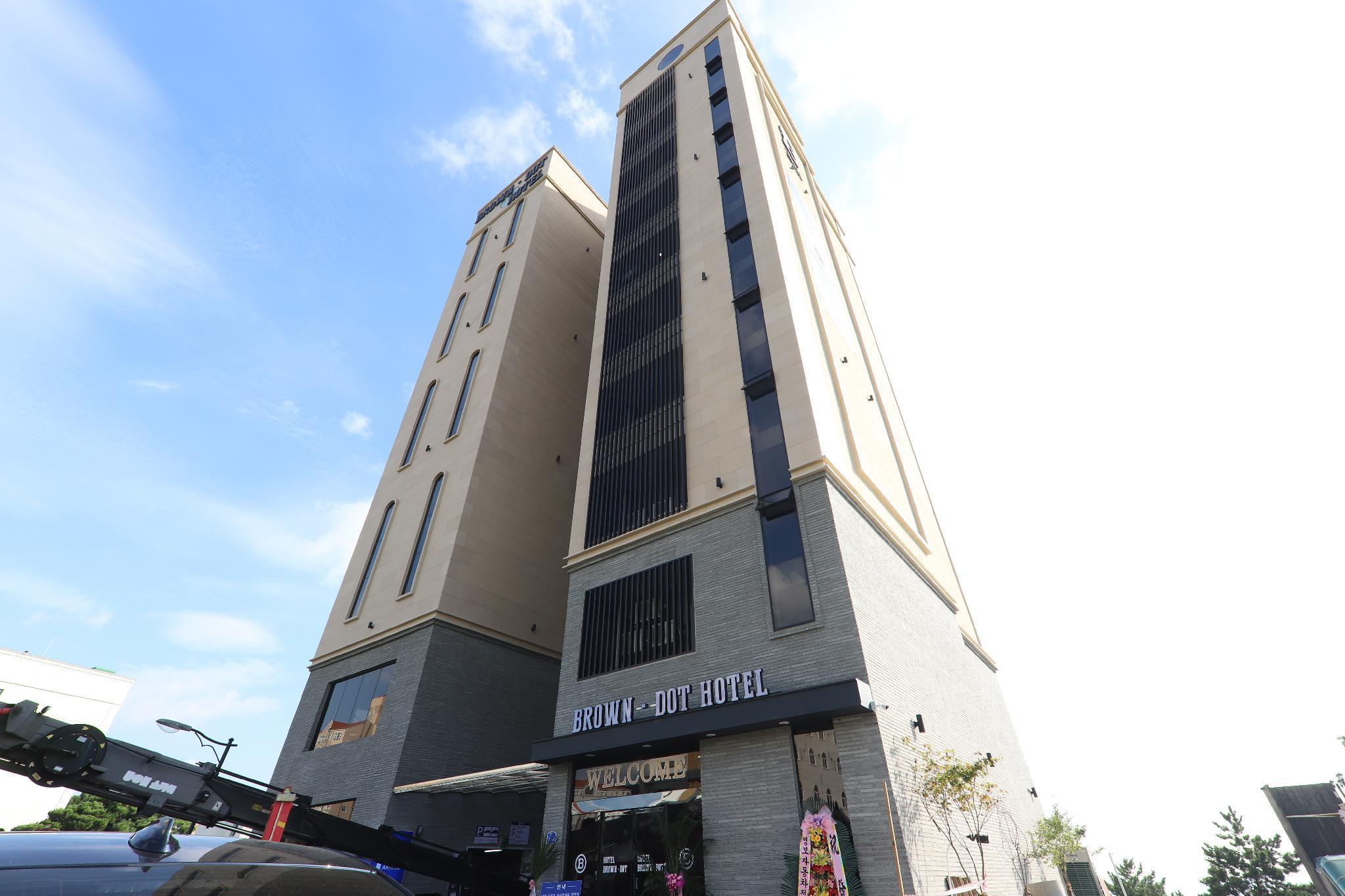 Hotel Brown Dot Ulsan Jeongja