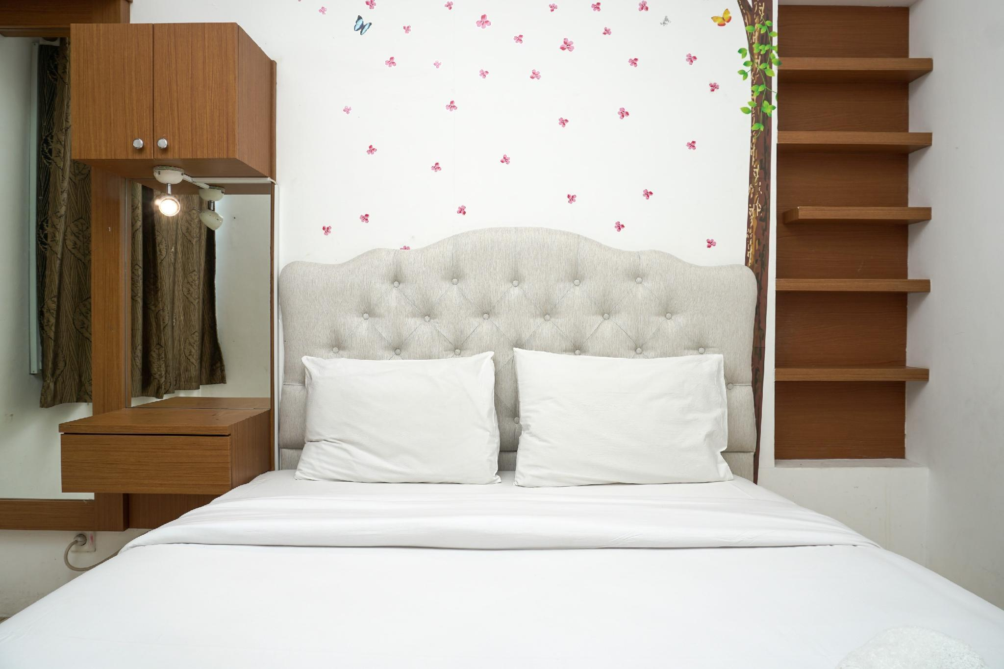 Cozy 2BR Apt At Centro City Residence By Travelio