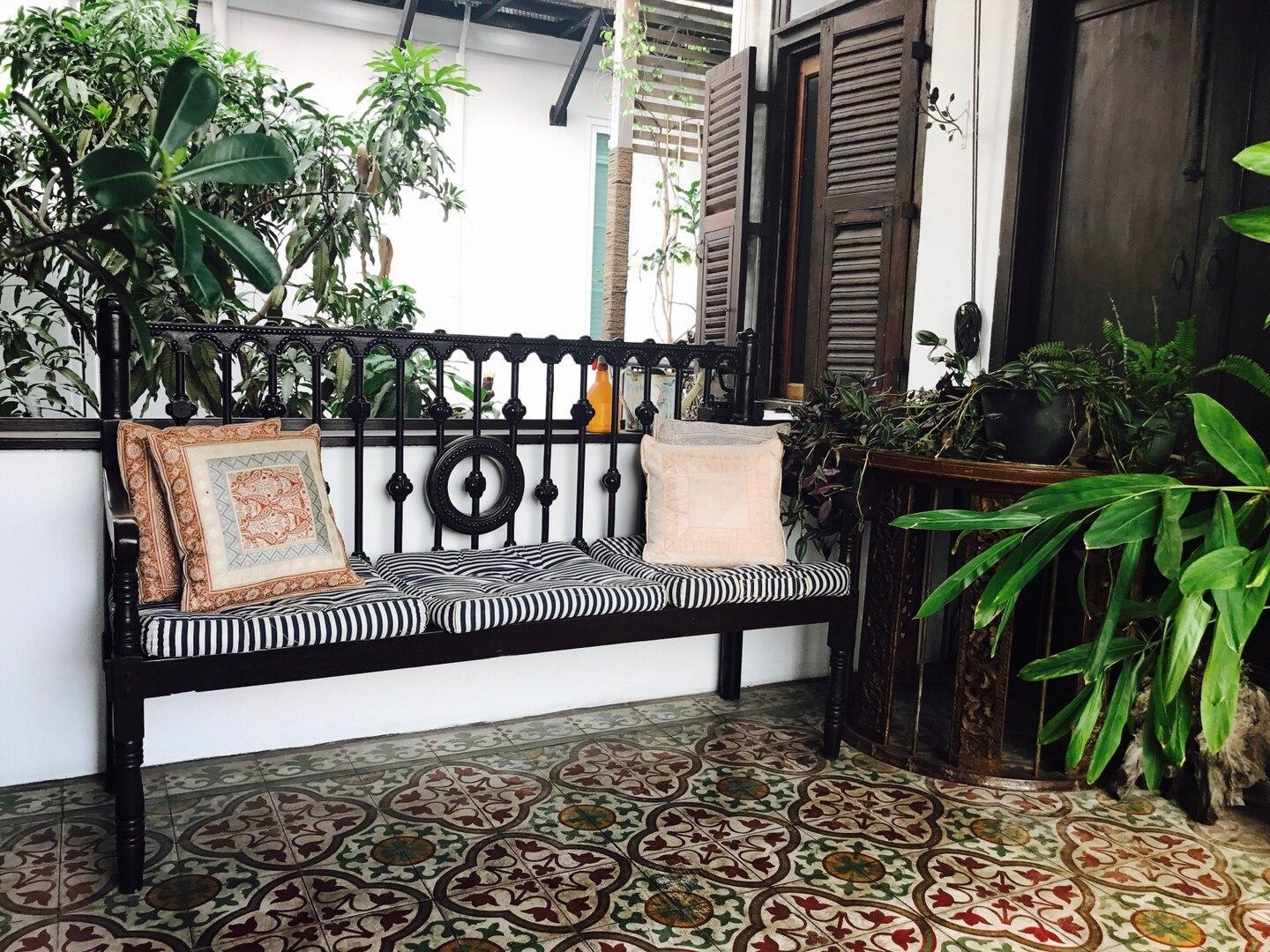 4th Secluded Suite With Private Terrace In Siam