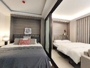 [スクンビット]アパートメント(46m2)| 1ベッドルーム/1バスルーム CENTRAL BANGKOK +2 beds@BTS Asok&MRT SUKHUMVIT