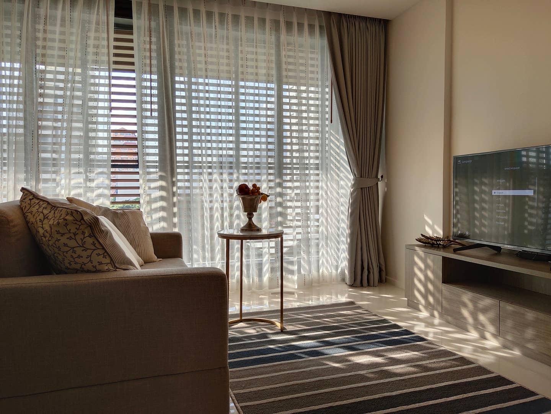 CENTRAL BANGKOK +2 beds@BTS Asok&MRT SUKHUMVIT 111 อพาร์ตเมนต์ 1 ห้องนอน 1 ห้องน้ำส่วนตัว ขนาด 46 ตร.ม. – สุขุมวิท