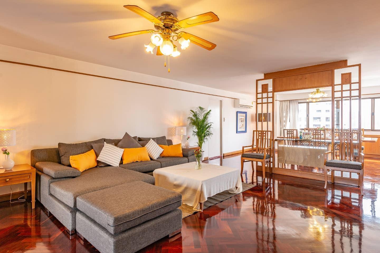 Best Choice In Bangkok  3bedrooms 7ppl Max 22B