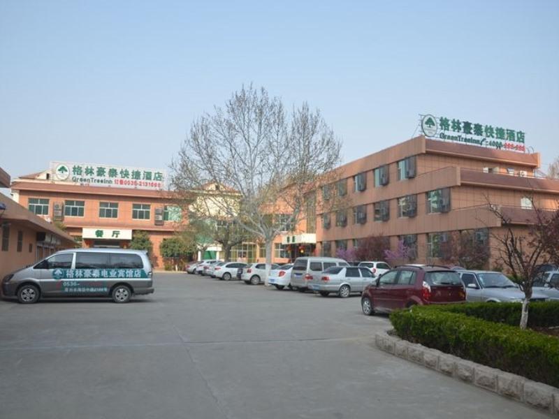 GreenTree Inn WeiFang QingZhou Middle HaiDai Road Electric Power Shell