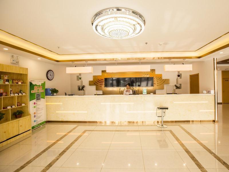 GreenTree Inn Handan Wei County Xianbiao