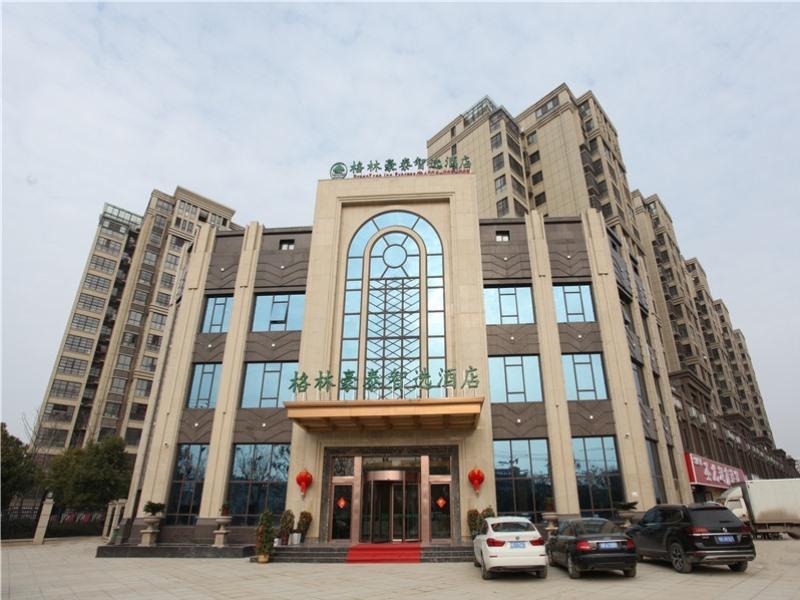 GreenTree Inn Fuyang Yinzhou District Nanjing Road Teachers College